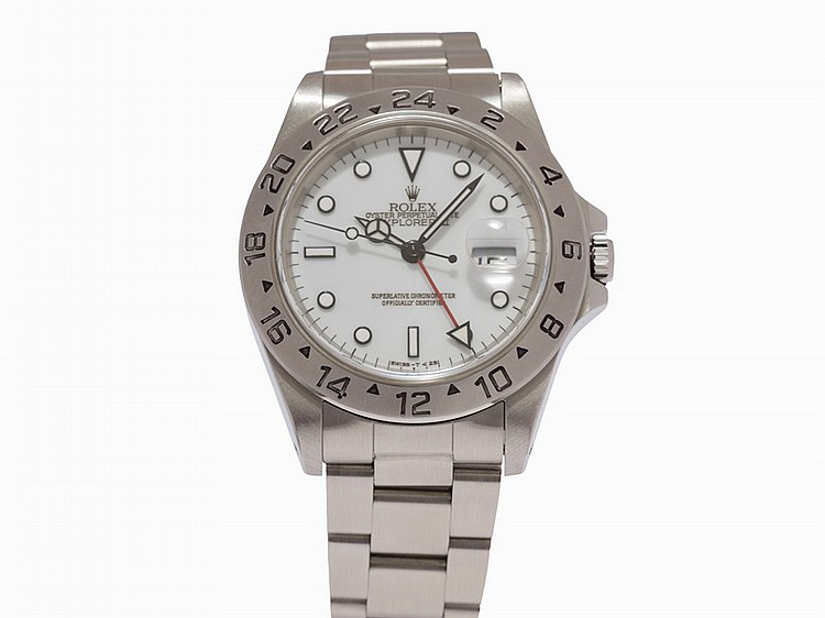 Rolex Explorer II, Ref. 16570, Switzerland, c.1997