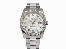 Rolex Datejust, Ref. 116200, Switzerland, c.2007