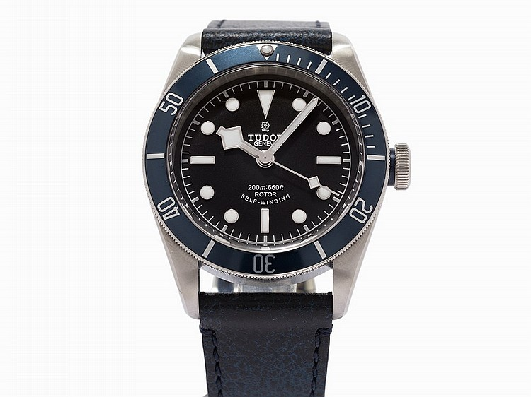 Tudor Black Bay, Ref. 79220B, Switzerland, c.2015