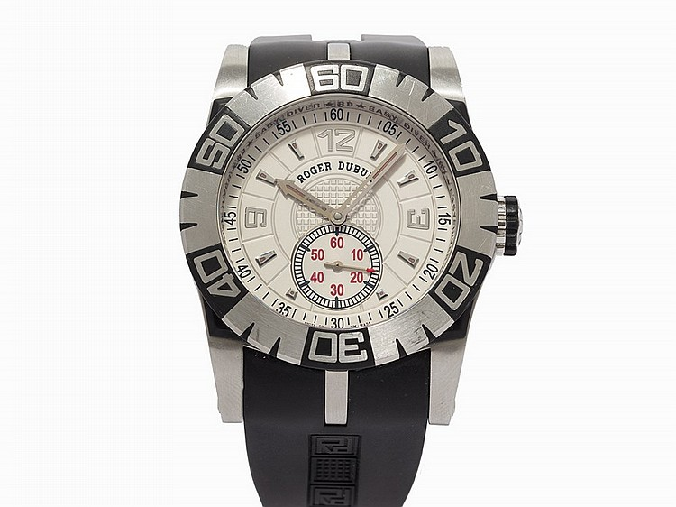 Roger Dubuis Easy Diver LE 307/888, Ref. SED46, c.2012