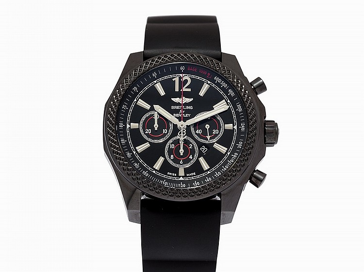 Breitling for Bentley Midnight Carbon LE, Ref. M41390, c.2012
