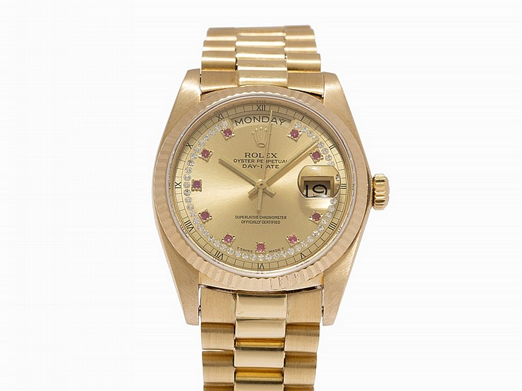 Rolex Day-Date, Ref. 18038, Switzerland, c.1982
