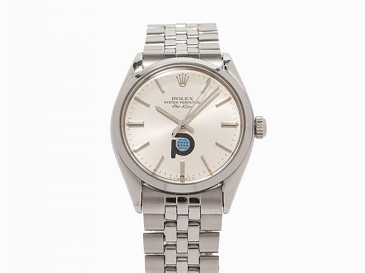 Rolex Air-King 'Intairdril' Dial, Ref. 5500, c.1979