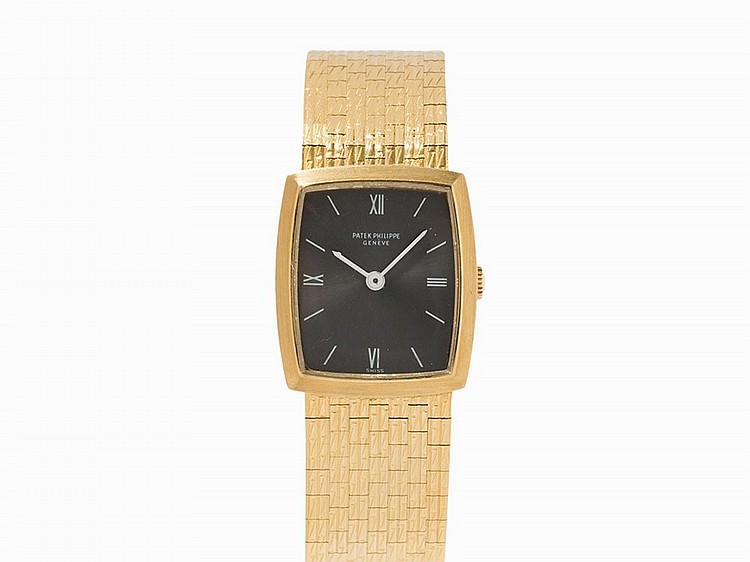 Patek Philippe Ladies Vintage Wristwatch, Ref. 3354/2 J, c.1970