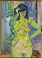 GLOUTCHENKO Nicolas (1902-1977), Mykola Petrovyč Hluščenko, Click for value