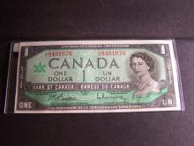 1967 Canada $1 Note.  Crisp Uncirculated!