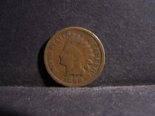 1898 INDIAN HEAD CENT (PRE 1900 CENT !!!!!!!!!!!!!)