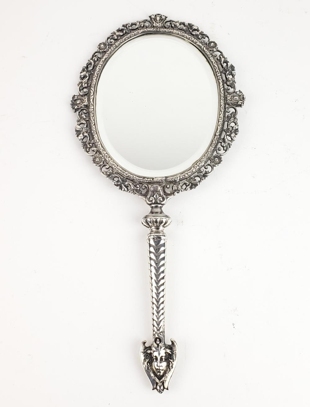 Tiffany & Co. Angelic Hand Mirror