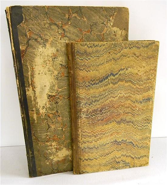"""Manuscript: (Whaling Log) Folio manuscript logbook titled """"Sperm Whales Seen and Taken in Bark Fanny."""" lists whales take from August..."""