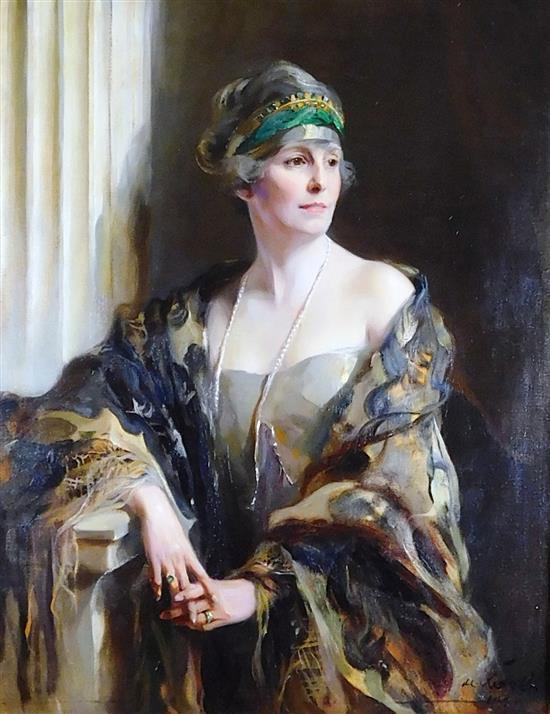 Philip Alexius de Laszlo (Hungarian, 1869 - 1937),