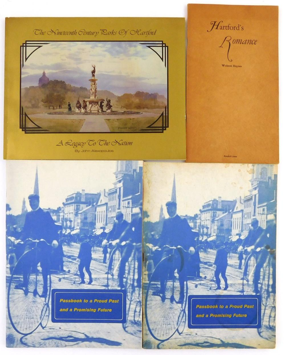 Ephemera paperback and brochure lot, sixteen pieces total, including: several WWII-era pieces of literature on American-Japanese rel...