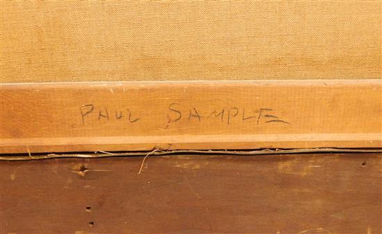 Paul Starrett Sample (American 1896-1974),