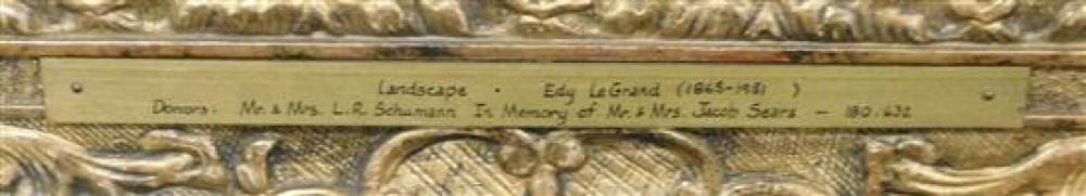 Edouard (Edy) Legrand (France, 1892-1970),