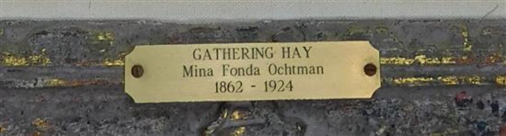 Mina Fonda Ochtman (American, 1862 - 1924),