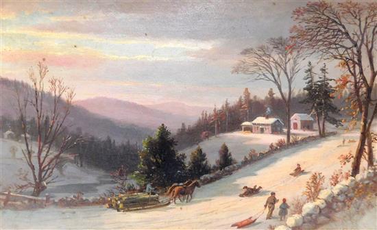 Benjamin Champney (American, 1817-1907),