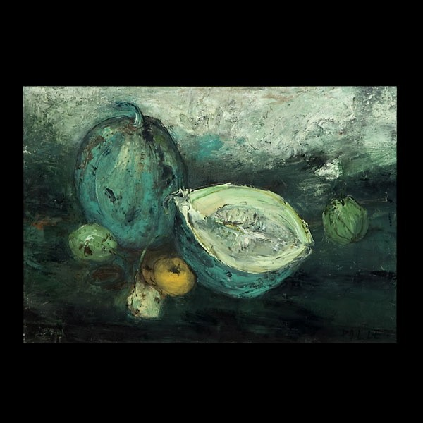 Jean Pollet, French Still Life Art, Signed