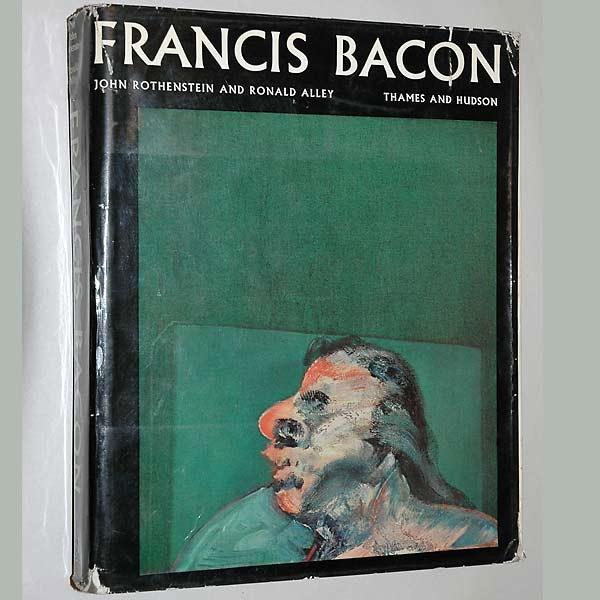 RARE ART BOOK ON FRANCIS BACON 1964
