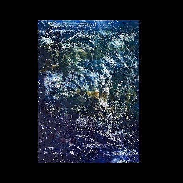 Corbett. American Art 20th C. Abstract.