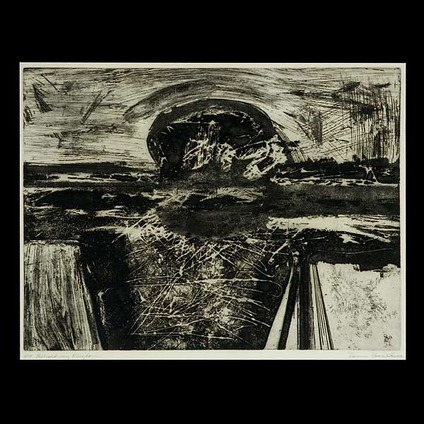 Dennis Beall, American Contemporary Art Etching