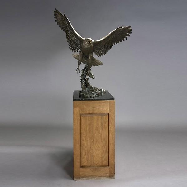 DiVita, American Western Bronze Sculpture Art