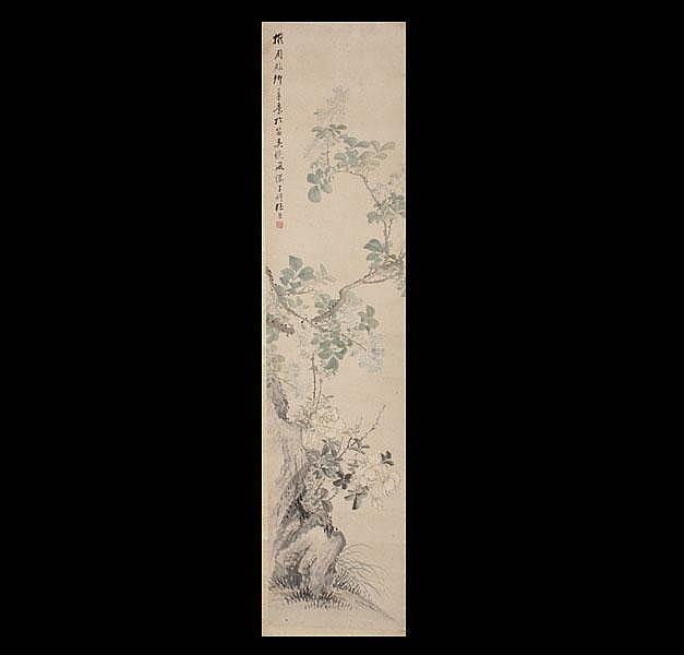 Zhang Xiong (1803-1886): Gardenia