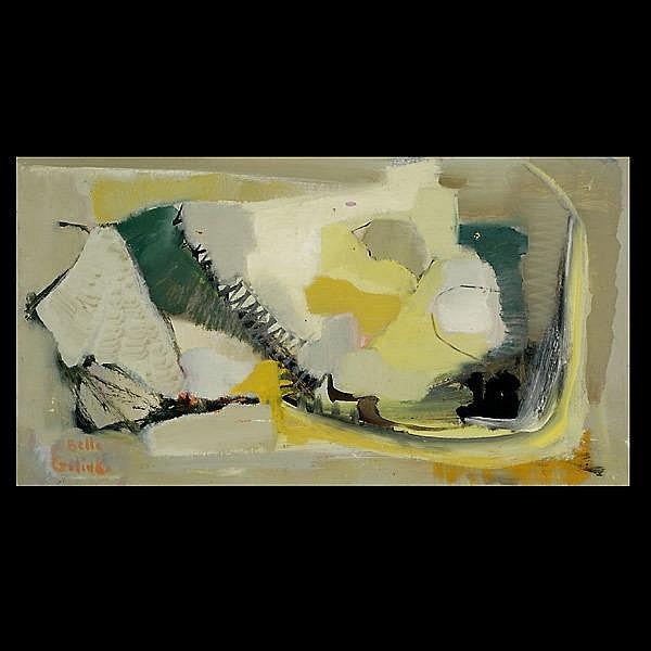 Belle Golinko.Contemporary Art. Abstract.