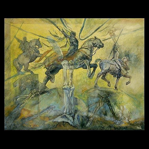 Robert Moesle. American Contemporary Art W/C