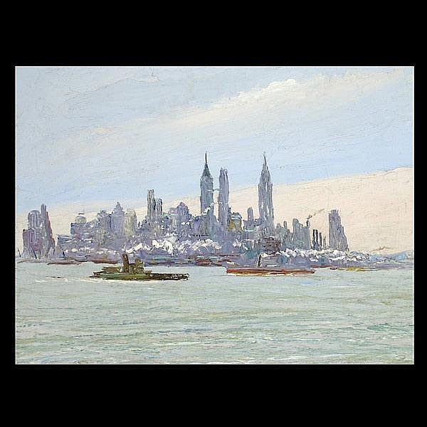 Francis Kughler. American Art. New York