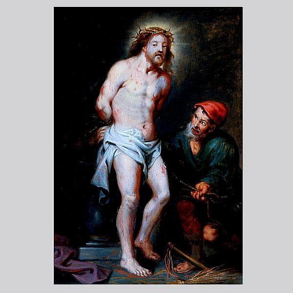 Antwerp School, Belgian Art, Christ Appearing