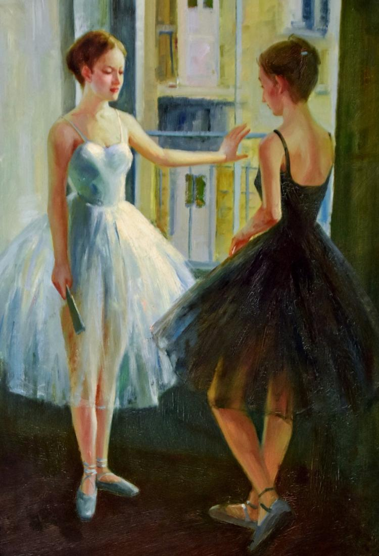 Dance painting