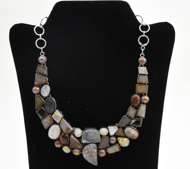 Top quality couture necklace