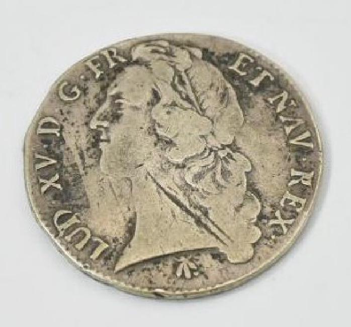 1769 French Coin Silver