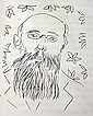 EXTREMELY RARE ORIGINAL LITHOGRAPH BY ARTIST HENRI MATISSE