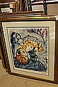 CHAGALL ORIGINAL LITHIOGRAPH SIGNED AR5093