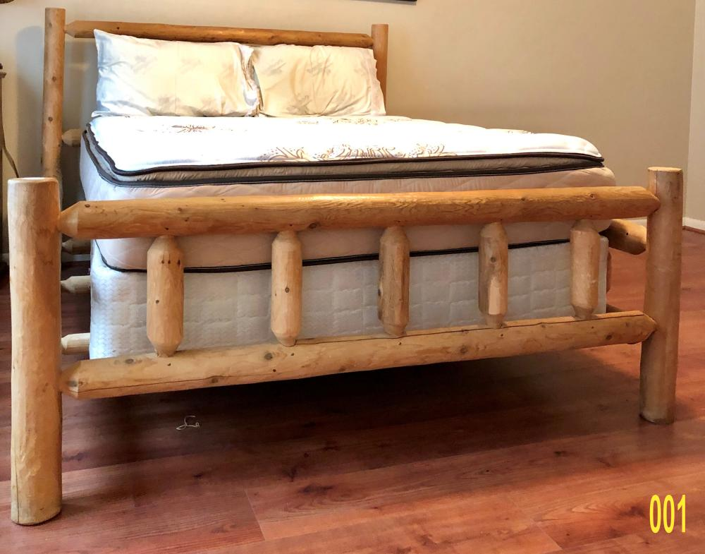 Decorator Double Bed