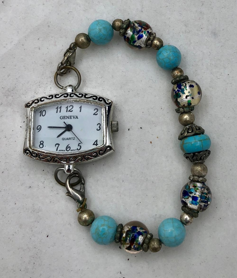 Geneva Quartz Ladies Watch