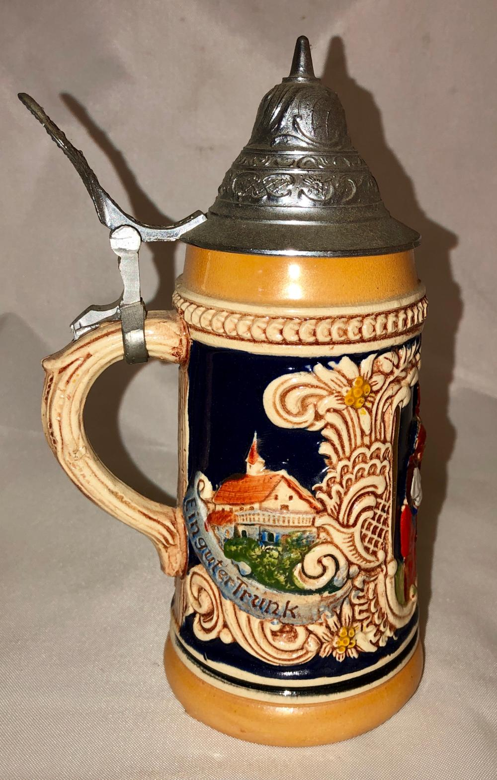 Lot 78: Collector Stein