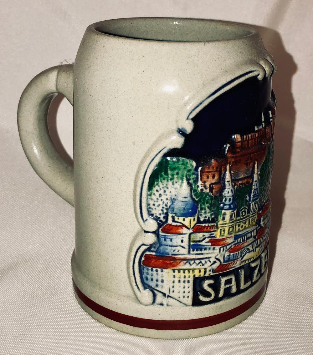 Lot 95: Collector Stein