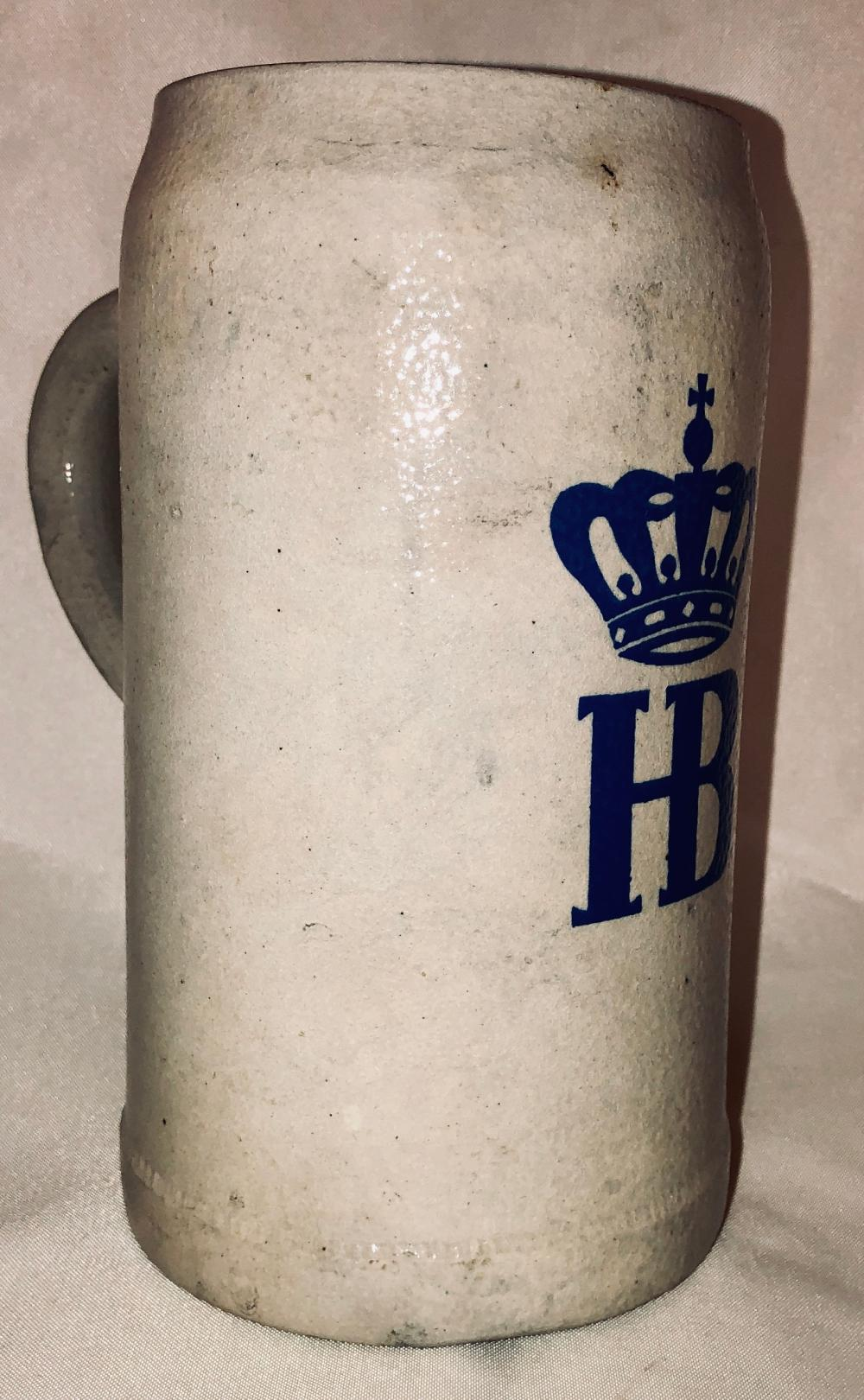 Lot 92: Collector Stein