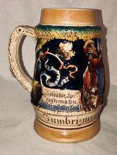 Lot 87: Collector Stein