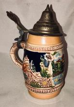 Lot 93: Collector Stein