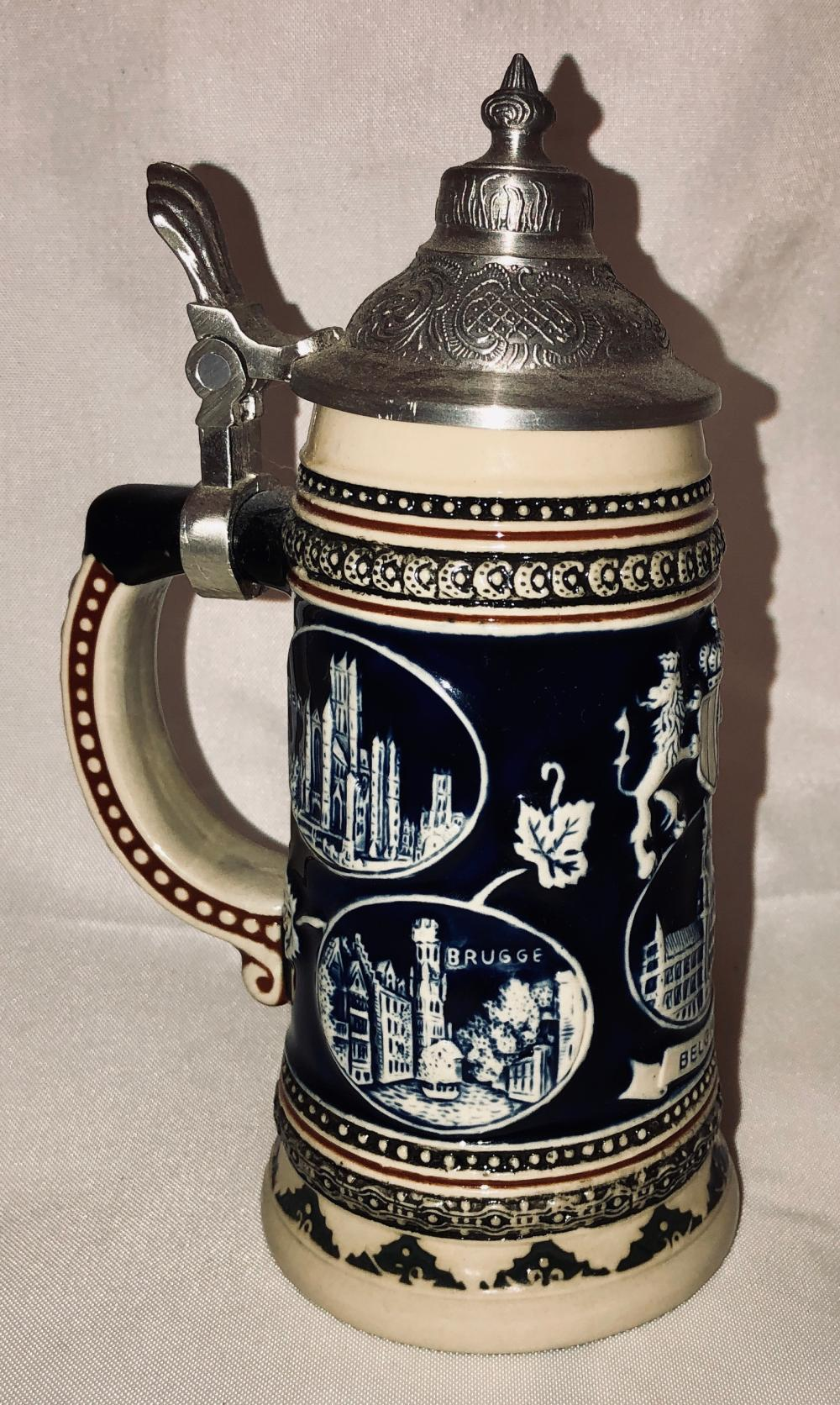 Lot 86: Collector Stein