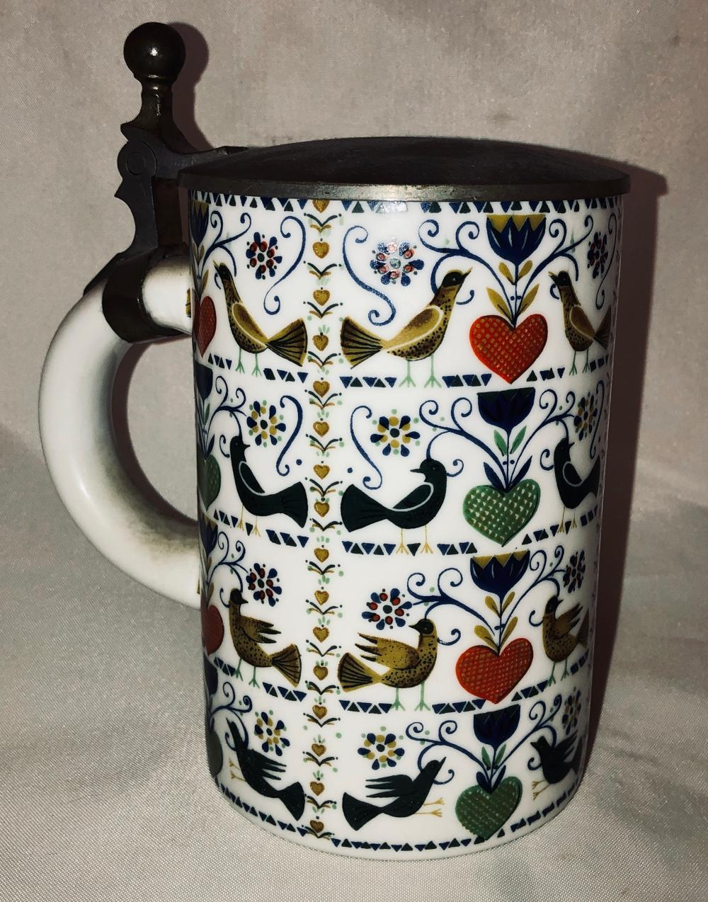 Lot 88: Collector Stein