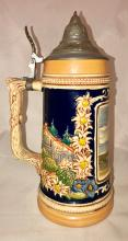 Lot 81: Collector Stein