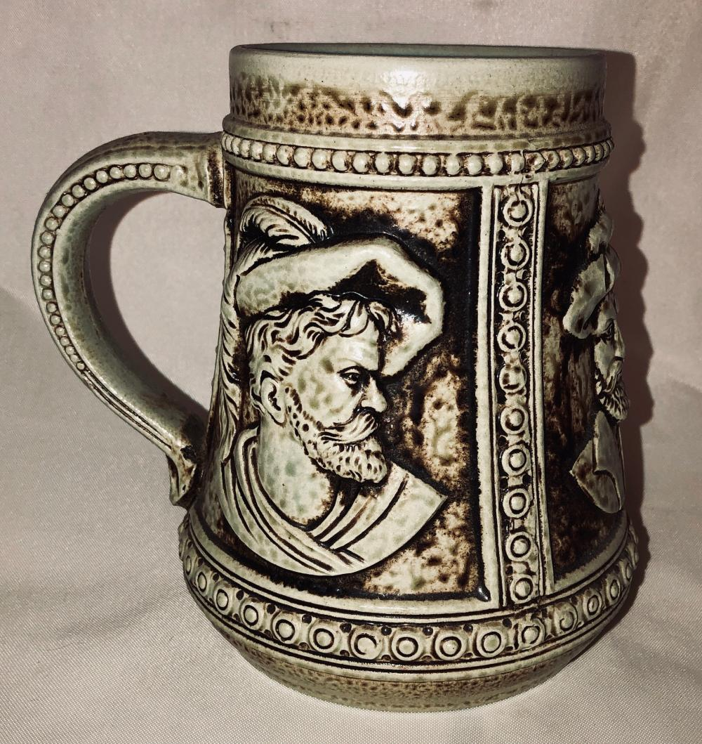 Lot 94: Collector Stein