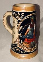 Lot 104: Collector Stein