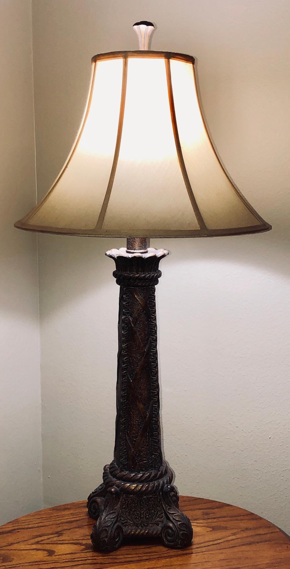 Lot 120: Table Lamp