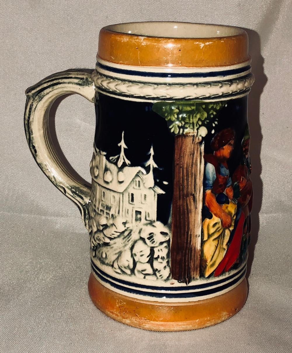 Lot 107: Collector Stein