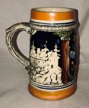 Lot 108: Collector Stein