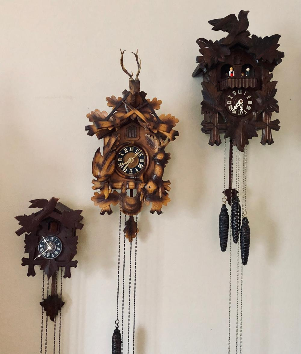 Lot 143: Cuckoo Clock